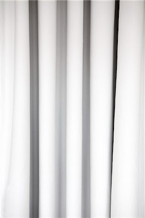 White curtain, close-up Stock Photo - Premium Royalty-Free, Code: 6102-05655437