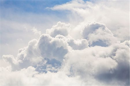 fluffy - Clouds Stock Photo - Premium Royalty-Free, Code: 6102-06336501
