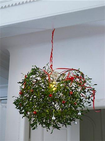 Close up of Christmas decoration Stock Photo - Premium Royalty-Free, Code: 6102-06336906