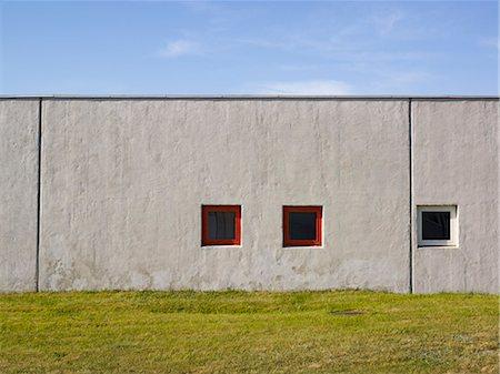 View of concrete building Stock Photo - Premium Royalty-Free, Code: 6102-06471080