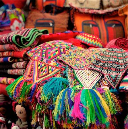peru and culture - Pisac Market, Pisac, Peru Stock Photo - Premium Royalty-Free, Code: 6106-05440593