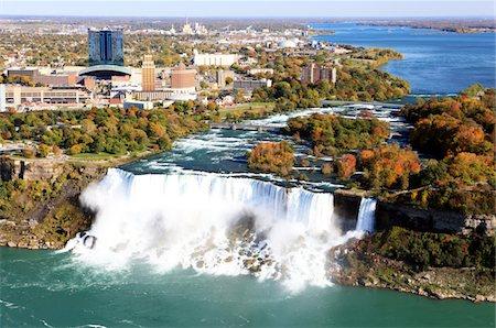 American Falls, Niagara Falls Stock Photo - Premium Royalty-Free, Code: 6106-05440823