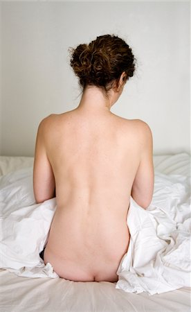 Woman's back Stock Photo - Premium Royalty-Free, Code: 6106-05442370