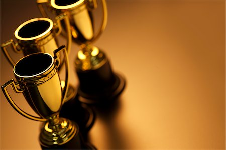 Trophy Stock Photo - Premium Royalty-Free, Code: 6106-05442725