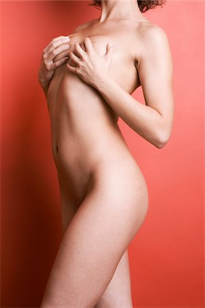 female nude breast sexy - Study of a female nude. Stock Photo - Premium Royalty-Free, Code: 6106-05487685