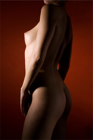 female nude breast sexy - Study of a female nude. Stock Photo - Premium Royalty-Free, Code: 6106-05487692