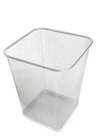 Trash can. Stock Photo - Premium Royalty-Free, Code: 6106-05487823
