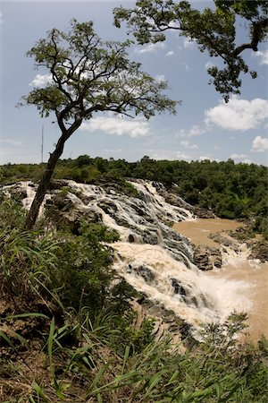 Gurara Falls Nigeria Stock Photo - Premium Royalty-Free, Code: 6106-05491878