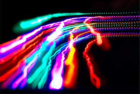 Light Streaks 2 Stock Photo - Premium Royalty-Free, Code: 6106-05493970