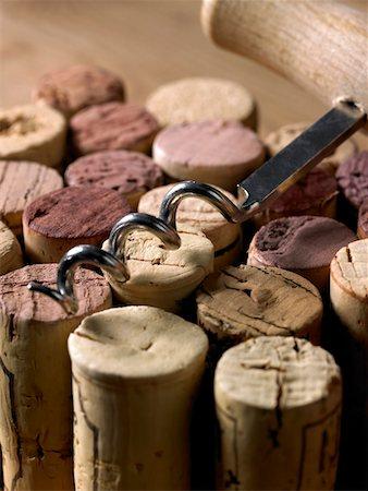 Corks Stock Photo - Premium Royalty-Free, Code: 6106-05408351
