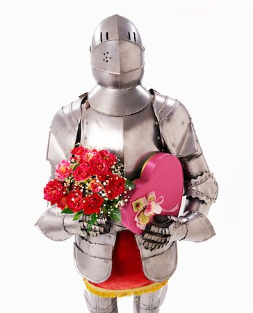 Knight in Shining Armor Stock Photo - Premium Royalty-Free, Code: 6106-05408861