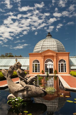 New Orleans Botantical Gardens Stock Photo - Premium Royalty-Free, Code: 6106-05410416