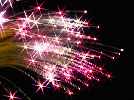 fiber optics nobody - Fiber optic cables Stock Photo - Premium Royalty-Free, Code: 6106-05423982