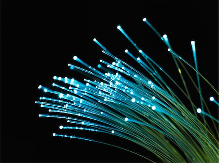 fibre optic - Fiber optic cables Stock Photo - Premium Royalty-Free, Code: 6106-05423984