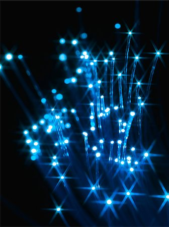 fiber optics nobody - Fiber optic cables Stock Photo - Premium Royalty-Free, Code: 6106-05423994