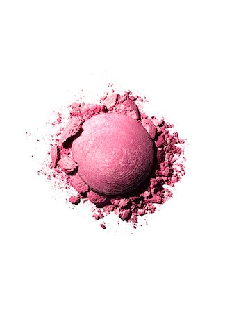 Blush with crushed powder Stock Photo - Premium Royalty-Free, Code: 6106-05424205