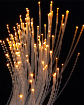 fibre optic - Fiber optic cables Stock Photo - Premium Royalty-Free, Code: 6106-05436562