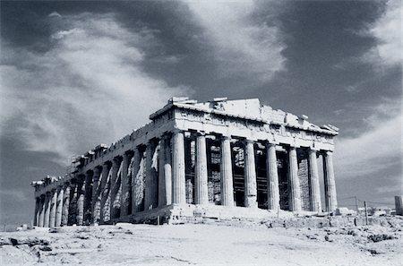 Parthenon Stock Photo - Premium Royalty-Free, Code: 6106-05627693