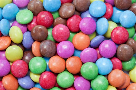 Candy Beans Stock Photo - Premium Royalty-Free, Code: 6106-05977839