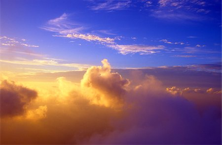dreamy - Clouds, heaven Stock Photo - Premium Royalty-Free, Code: 6106-06042667