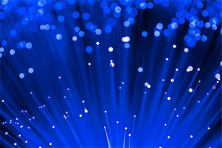 fibre optic - Fiber optics Stock Photo - Premium Royalty-Free, Code: 6106-06042729