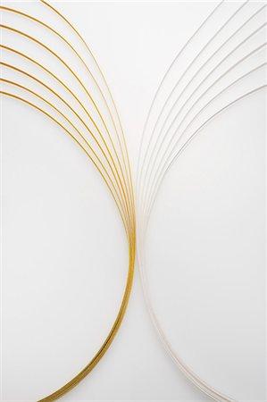 string - Japanese ceremonial paper strings Stock Photo - Premium Royalty-Free, Code: 6106-06114677