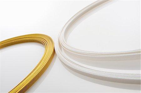 string - Japanese ceremonial paper strings Stock Photo - Premium Royalty-Free, Code: 6106-06114676