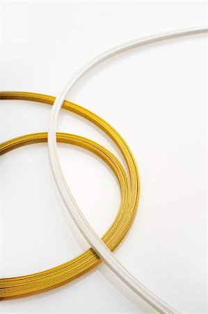 string - Japanese ceremonial paper strings Stock Photo - Premium Royalty-Free, Code: 6106-06114678
