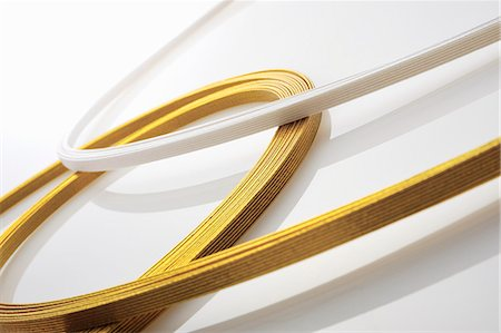 string - Japanese ceremonial paper strings Stock Photo - Premium Royalty-Free, Code: 6106-06114682
