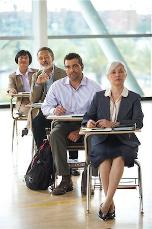 front row seat - Adult Education Stock Photo - Premium Royalty-Free, Code: 6106-06308292