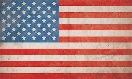star shape background - American Flag Grunge Background - Hi Res Stock Photo - Premium Royalty-Free, Code: 6106-06308616