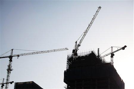 building construction Stock Photo - Premium Royalty-Free, Code: 6106-06535280