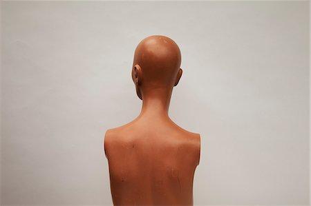 top half female mannequin Stock Photo - Premium Royalty-Free, Code: 6106-06536407