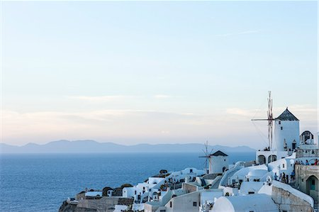 Santorini, Greece Stock Photo - Premium Royalty-Free, Code: 6106-07029523