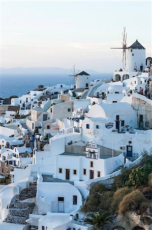 Santorini, Greece Stock Photo - Premium Royalty-Free, Code: 6106-07029522
