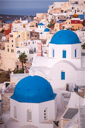 Santorini, Greece Stock Photo - Premium Royalty-Free, Code: 6106-07029527
