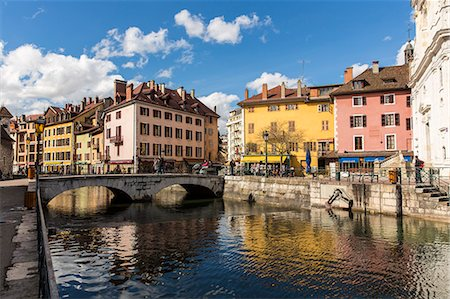 france - Annecy Stock Photo - Premium Royalty-Free, Code: 6106-07029639