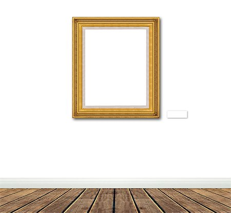Gallery wall Stock Photo - Premium Royalty-Free, Code: 6106-07030075