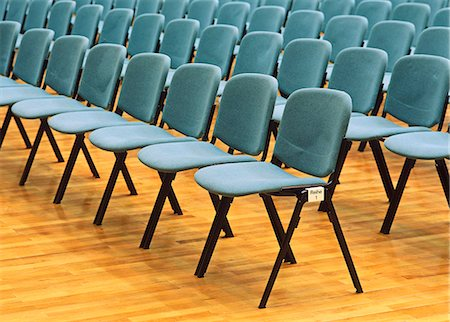 repeating - seating in hall Stock Photo - Premium Royalty-Free, Code: 6106-07120762