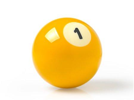 Pool ball Stock Photo - Premium Royalty-Free, Code: 6106-07120822