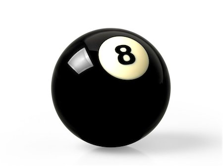 Pool ball Stock Photo - Premium Royalty-Free, Code: 6106-07120825