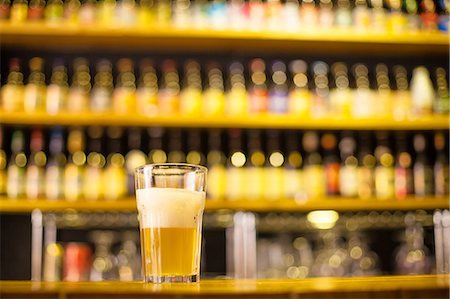 beer in pub Stock Photo - Premium Royalty-Free, Code: 6106-07121666
