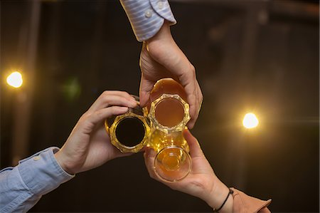 Cheers Stock Photo - Premium Royalty-Free, Code: 6106-07121676