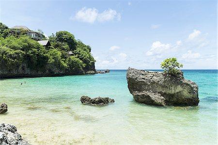 Padang Beach, Uluwatu, Bali Stock Photo - Premium Royalty-Free, Code: 6106-07350065
