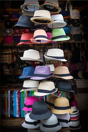 Hats Stock Photo - Premium Royalty-Free, Code: 6106-07454965