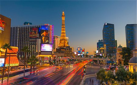 Las Vegas, The Strip, CityCenter, Aria Resort Stock Photo - Premium Royalty-Free, Code: 6106-07455135