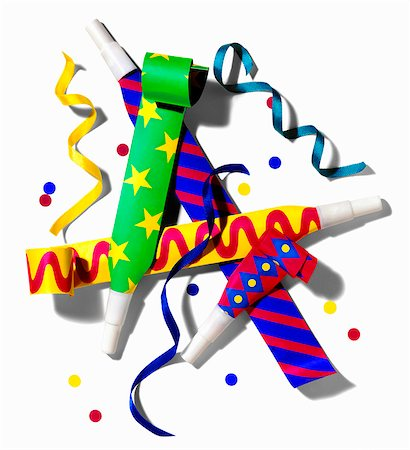 Party Favors Stock Photo - Premium Royalty-Free, Code: 6106-07455488