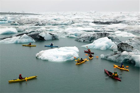 Ecotourism Prince William Sound Alaska Stock Photo - Premium Royalty-Free, Code: 6106-07493020