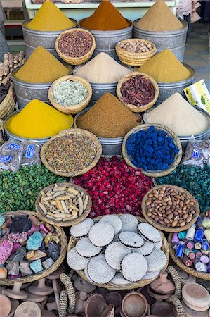 supermarket not people - Produces in the Marrakech market Stock Photo - Premium Royalty-Free, Code: 6106-07593626
