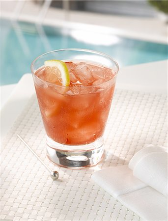 pool - Alcohol Cocktails Stock Photo - Premium Royalty-Free, Code: 6106-07594421